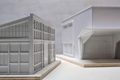Maquettes d'Edouard Sautai