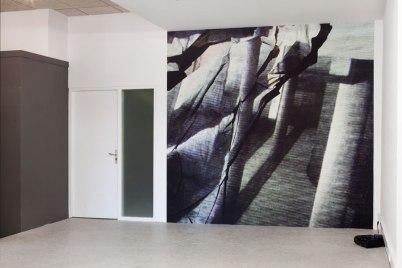 Vue de l'exposition -